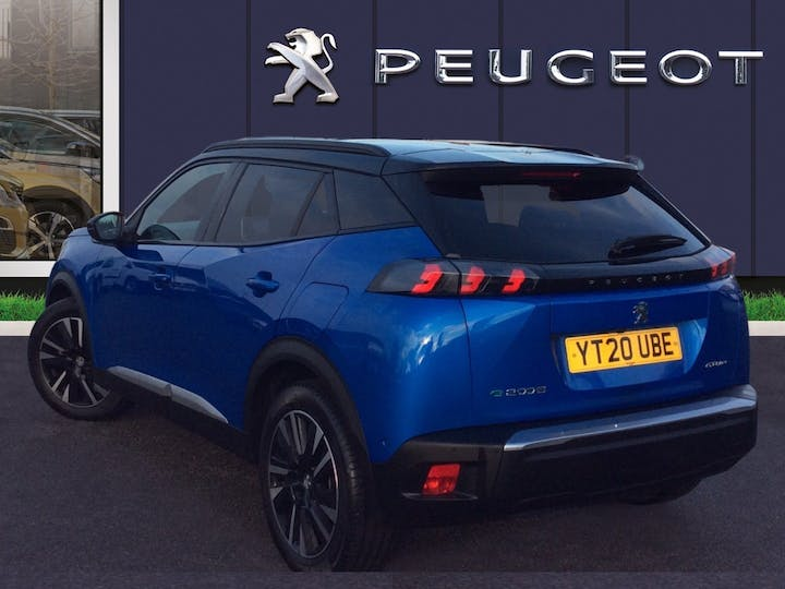 Peugeot 2008 50kwh GT Line SUV 5dr Electric Auto (136 Ps) | YT20UBE | Photo 2