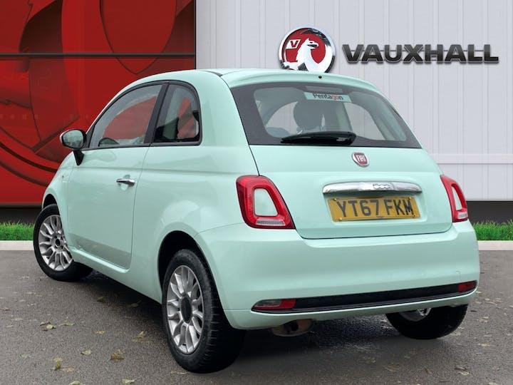 FIAT 500 1.2 8V Eco Pop Star Hatchback 3dr Petrol Manual (s/s) (69 Bhp) | YT67FKM | Photo 2