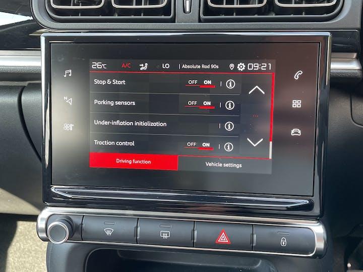 Citroen C3 1.2 Puretech Flair Hatchback 5dr Petrol Manual (s/s) (82 Ps)   BC68DPO   Photo 20