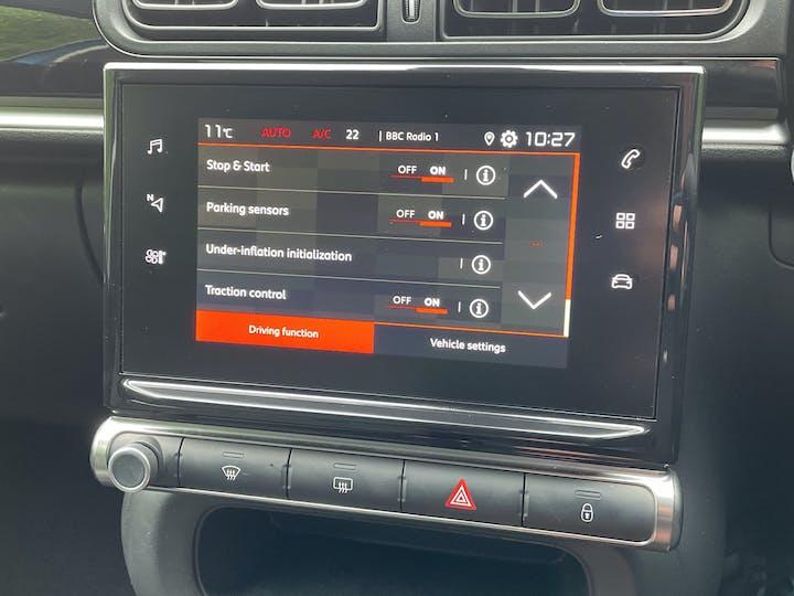 Citroen C3 1.2 Puretech Flair Hatchback 5dr Petrol Manual (s/s) (83 Ps) | FB19LZH | Photo 20