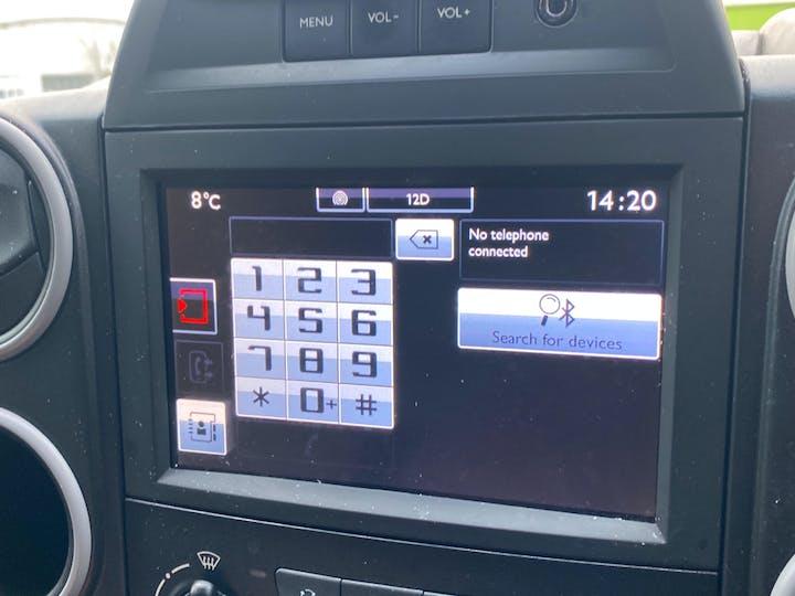 Citroen Berlingo 1.6 Bluehdi 850 Enterprise L1 Panel Van 5dr Diesel Manual (112 G/km, 100 Bhp) | HV67PFY | Photo 20