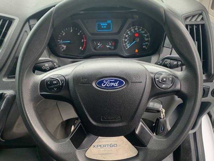 Ford Transit 2.0 350 Ecoblue Dropside 2dr Diesel Manual Rwd L4 H1 Eu6 (130 Ps) | LV67HKP | Photo 20