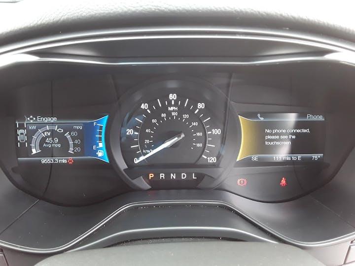 Ford Mondeo 2.0 Tivct Titanium Edition Estate 5dr Petrol Hybrid Cvt (s/s) (17 Inch Alloys) (187 Ps)   MF69TWK   Photo 20