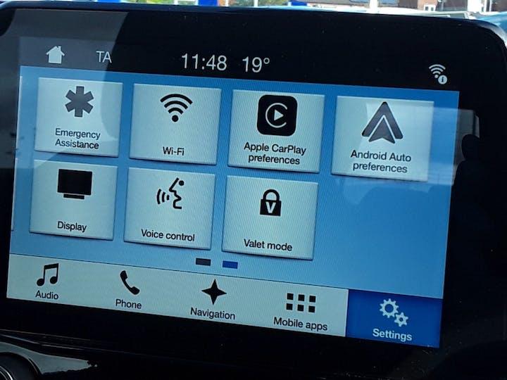 Ford Fiesta 1.0t Ecoboost Zetec Hatchback 5dr Petrol Manual (s/s) (100 Ps) | MM67VKN | Photo 20