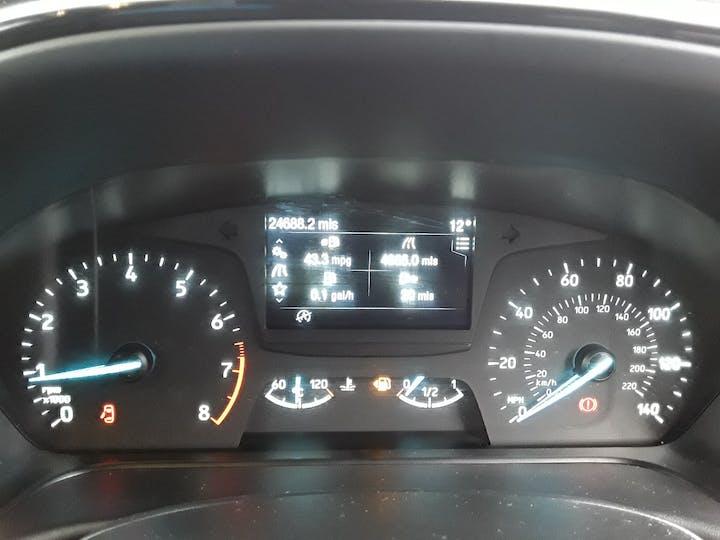 Ford Fiesta 1.1 Zetec 3dr   MT18BNX   Photo 20