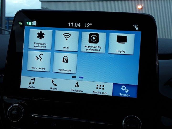 Ford Fiesta 1.1 Ti Vct Zetec Hatchback 5dr Petrol Manual (s/s) (85 Ps) | MT18CNN | Photo 20