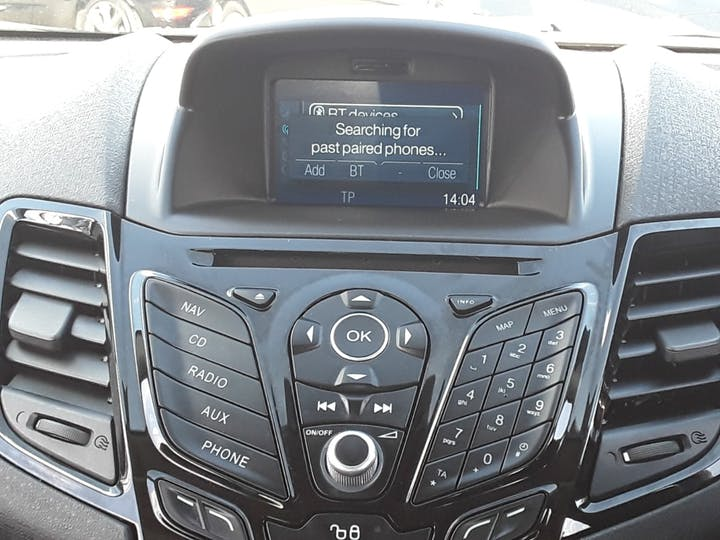 Ford Fiesta 1.25 Zetec Hatchback 3dr Petrol Manual (122 G/km, 81 Bhp) | YA17PTU | Photo 20