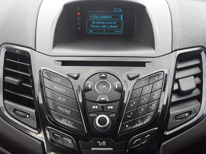 Ford Fiesta 1.5 TDCi Zetec Hatchback 5dr Diesel Manual (94 G/km, 74 Bhp) | AF65YEY | Photo 21