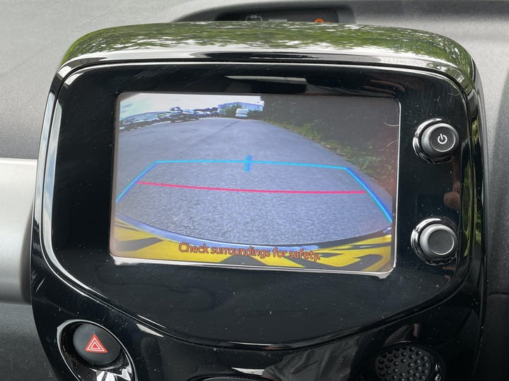Citroen C1 1.2 Puretech Flair Hatchback 5dr Petrol Manual (82 Ps) | BM17VGA | Photo 21