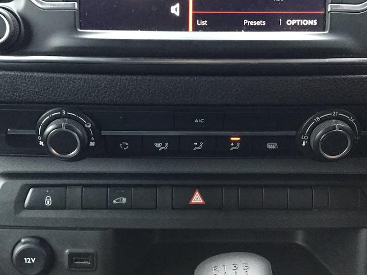 Citroen Dispatch 1.5 Bluehdi 1000 Enterprise M Panel Van 6dr Diesel Manual MWB Eu6 (s/s) (100 Ps) | CE20WDD | Photo 21