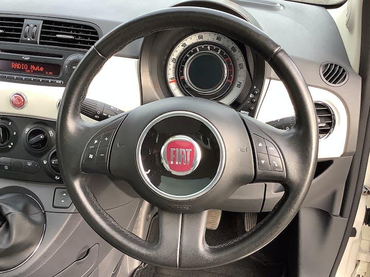 FIAT 500 1.2 Lounge Hatchback 3dr Petrol Manual (s/s) (113 G/km, 69 Bhp) | CY62EFD | Photo 21