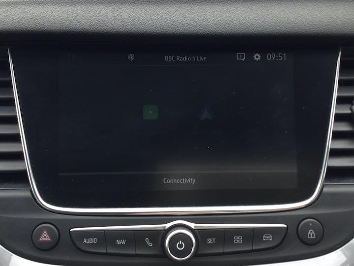 Vauxhall Grandland X 1.2 Turbo SRi Nav SUV 5dr Petrol Manual (s/s) (130 Ps)   DT69YAW   Photo 21