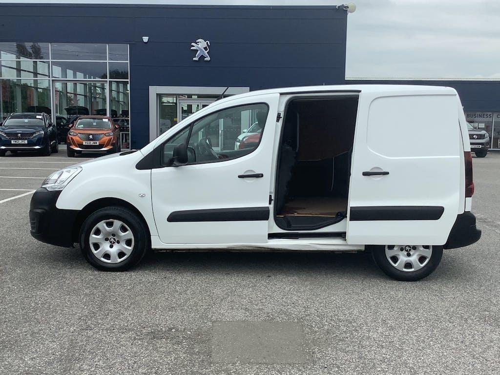 Peugeot Partner Panel Van 25