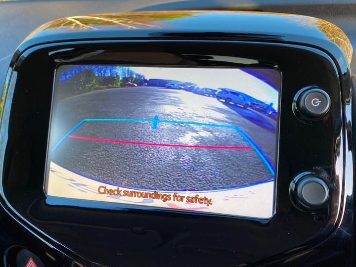 Citroen C1 1.2 Puretech Flair Hatchback 5dr Petrol Manual (82 Ps) | LS67GZW | Photo 21
