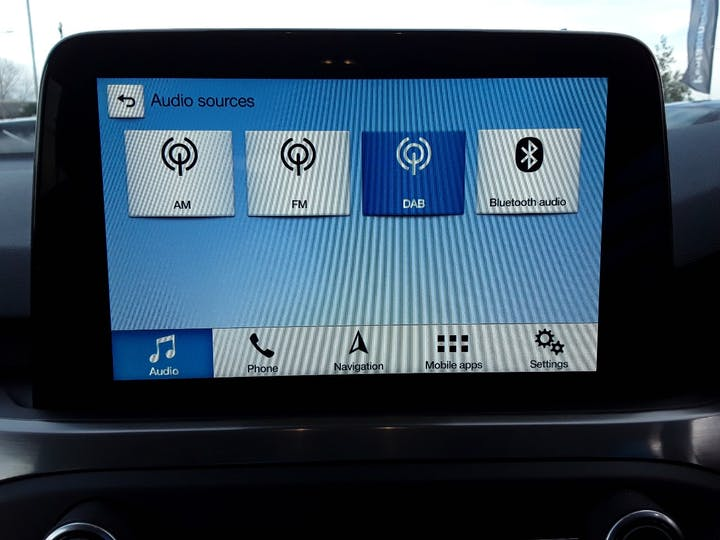 Ford Focus 1.0t Ecoboost Titanium Hatchback 5dr Petrol Manual (s/s) (125 Ps)   MD68YBJ   Photo 21