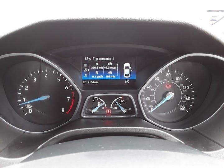 Ford Focus 1.0t Ecoboost St Line Hatchback 5dr Petrol (s/s) (140 Ps)   MF18JUA   Photo 21