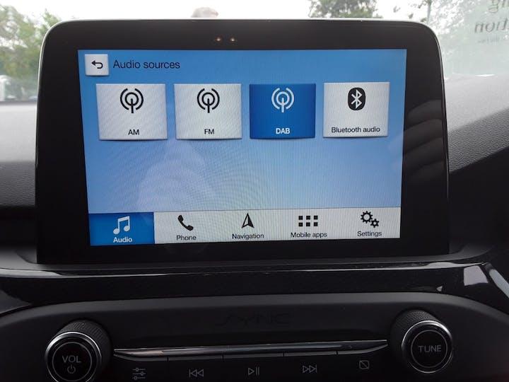 Ford Focus 1.0t Ecoboost St Line Hatchback 5dr Petrol Manual (s/s) (125 Ps) | ML19VBF | Photo 21