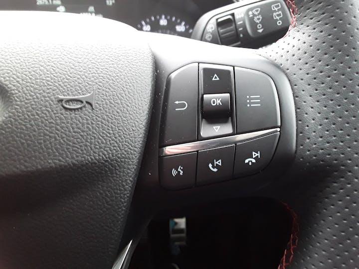 Ford Focus 1.0t Ecoboost St Line Hatchback 5dr Petrol Manual (s/s) (125 Ps)   MM69UHT   Photo 21