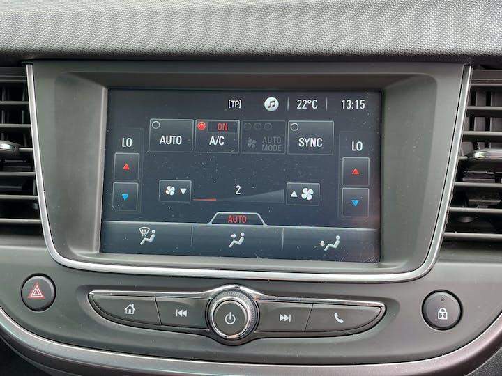 Vauxhall Crossland X 1.2 Elite SUV 5dr Petrol Manual (81 Ps)   MW18HLM   Photo 21