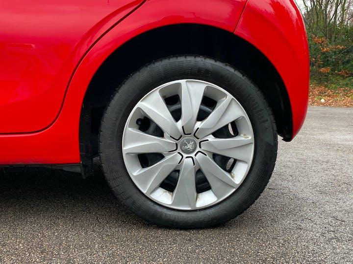 Peugeot 108 1.0 VTi Active Hatchback 5dr Petrol (68 Ps) | RX16FHP | Photo 21