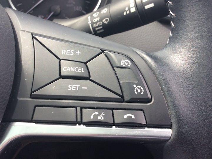 Nissan Qashqai 1.5 DCi N Connecta SUV 5dr Diesel Manual (s/s) (110 Ps)   YE67LYY   Photo 21