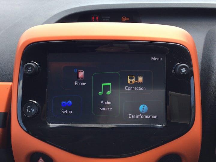 Citroen C1 1.0 VTi Urban Ride Hatchback 5dr Petrol Manual (72 Ps) | BJ68EBV | Photo 22