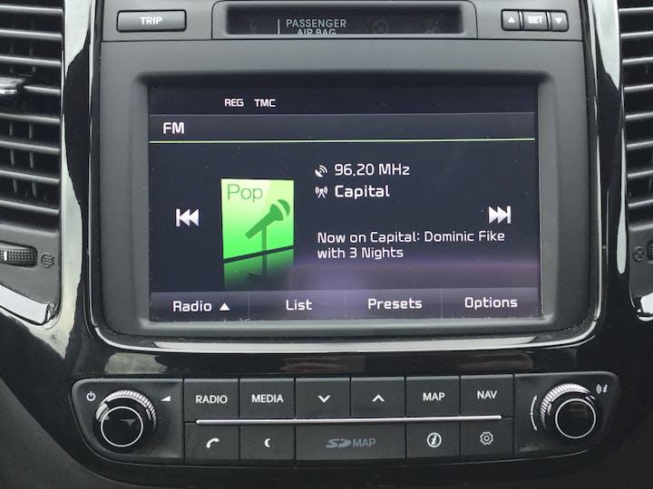 Kia Venga 1.6 3 Mpv 5dr Petrol Auto (123 Bhp) | DL17RRO | Photo 22