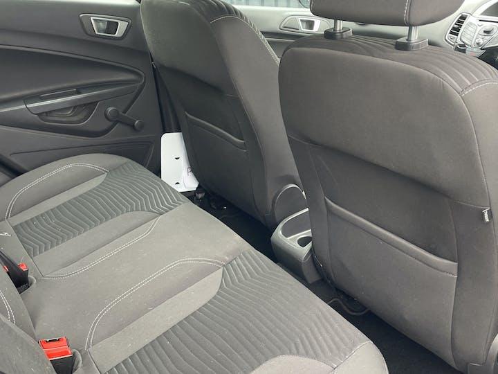 Ford Fiesta 1.25 Zetec Hatchback 5dr Petrol Manual (120 G/km, 81 Bhp) | FD62YLK | Photo 22