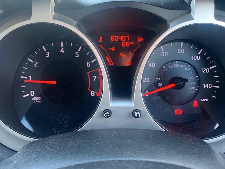 Nissan Juke 1.6 16V Shiro SUV 5dr Petrol Manual (139 G/km, 115 Bhp) | LH62AVO | Photo 22
