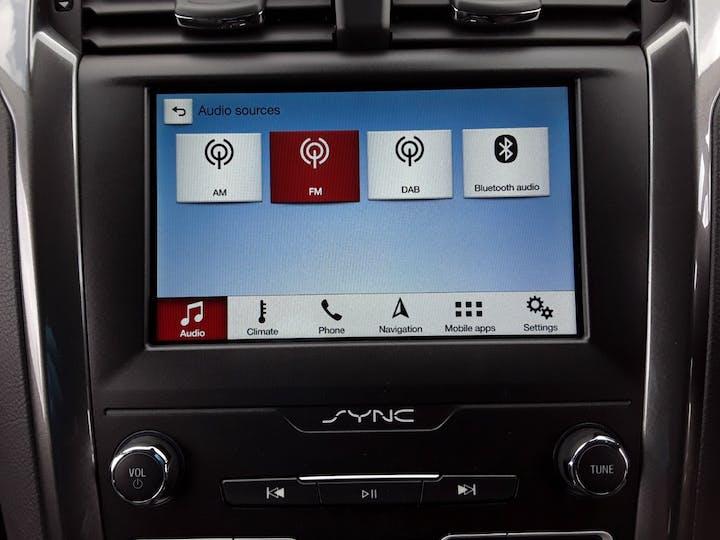 Ford Mondeo 2.0 Tivct Titanium Edition Estate 5dr Petrol Hybrid Cvt (s/s) (17 Inch Alloys) (187 Ps)   MF69TWK   Photo 22