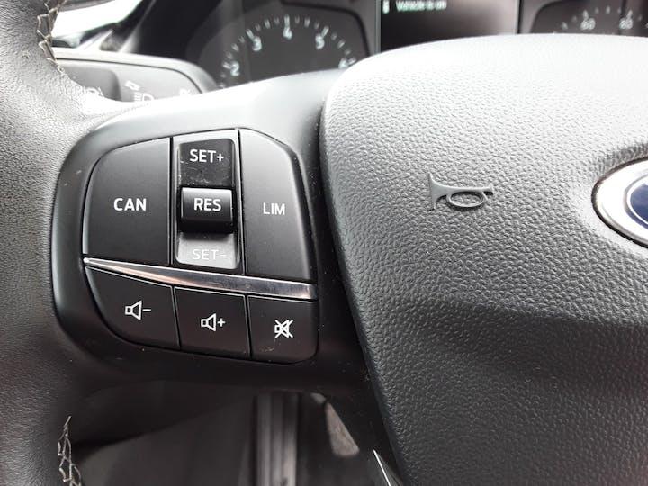 Ford Fiesta 1.0t Ecoboost Zetec Hatchback 3dr Petrol Manual (s/s) (100 Ps) | MJ18EOD | Photo 22