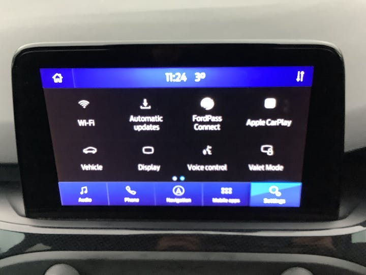 Ford Focus 1.0t Ecoboost St Line Hatchback 5dr Petrol Manual (s/s) (125 Ps)   MM19UWR   Photo 22