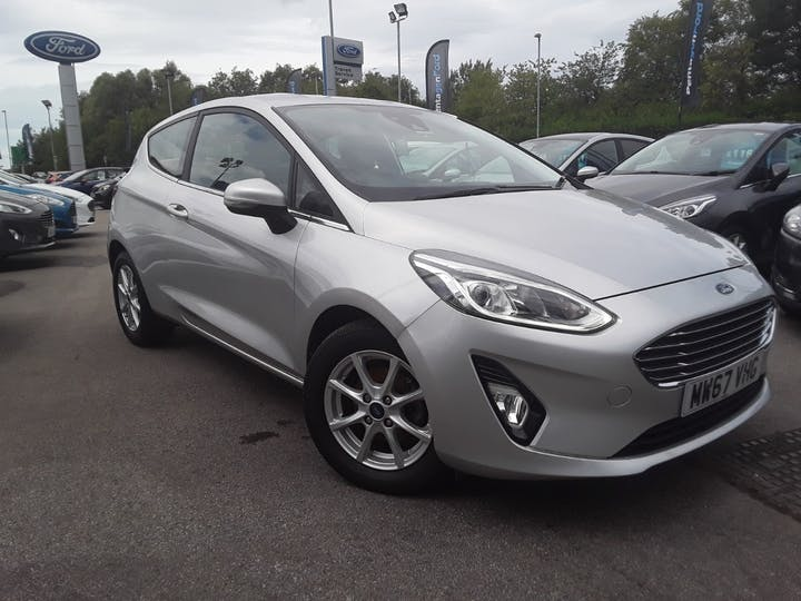 Ford Fiesta 1.1 Ti Vct Zetec Hatchback 3dr Petrol Manual (s/s) (85 Ps) | MW67VHG | Photo 22