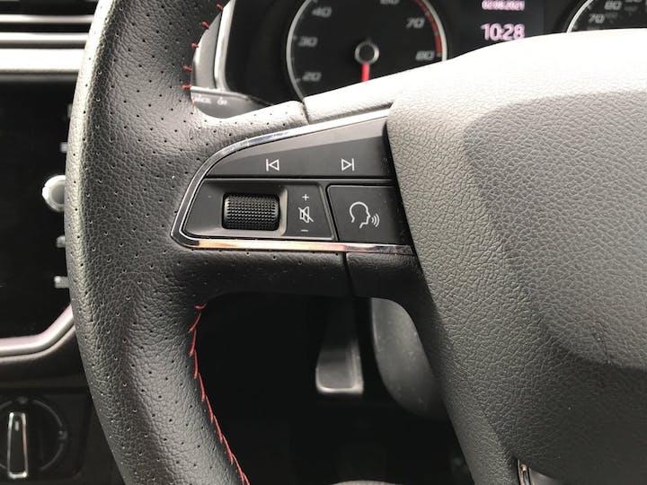 SEAT Ibiza 1.0 Tsi Fr Hatchback 5dr Petrol Manual (s/s) Gpf (95 Ps) | YG19JDS | Photo 22