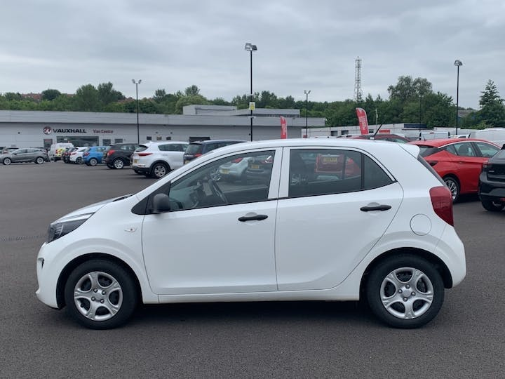 Kia Picanto 1.0 1 Hatchback 5dr Petrol Manual (s/s) (66 Bhp) | YM69WLC | Photo 22