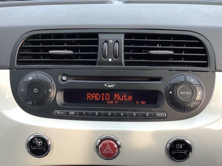 FIAT 500 1.2 Lounge Hatchback 3dr Petrol Manual (s/s) (113 G/km, 69 Bhp) | CY62EFD | Photo 23