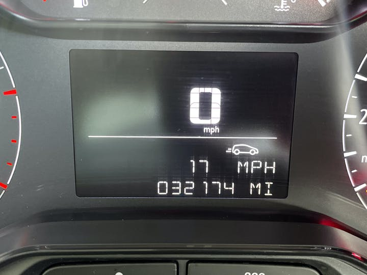 Vauxhall Combo 2000 1.6 Turbo D 1 00PS H1 Edition Van | DS19JDU | Photo 23