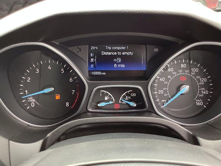 Ford Focus 1.0t Ecoboost St Line Hatchback 5dr Petrol (s/s) (140 Ps)   MF18TDZ   Photo 23