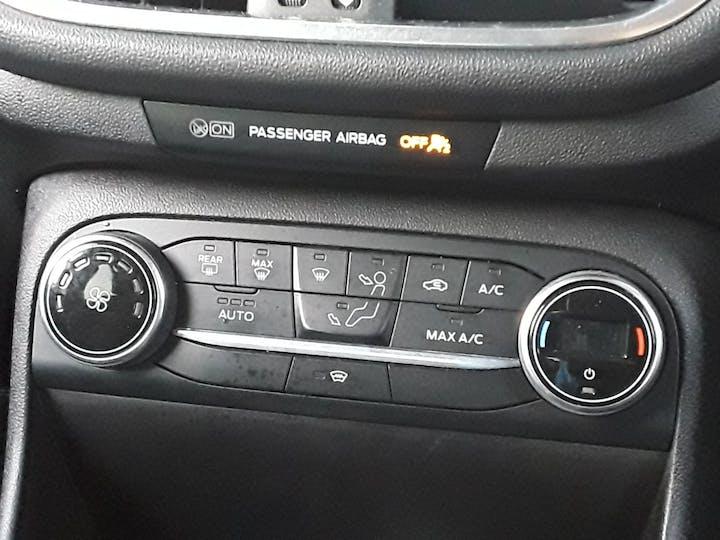 Ford Fiesta 1.0t Ecoboost Titanium Hatchback 3dr Petrol Manual (s/s) (100 Ps)   MJ18BNZ   Photo 23
