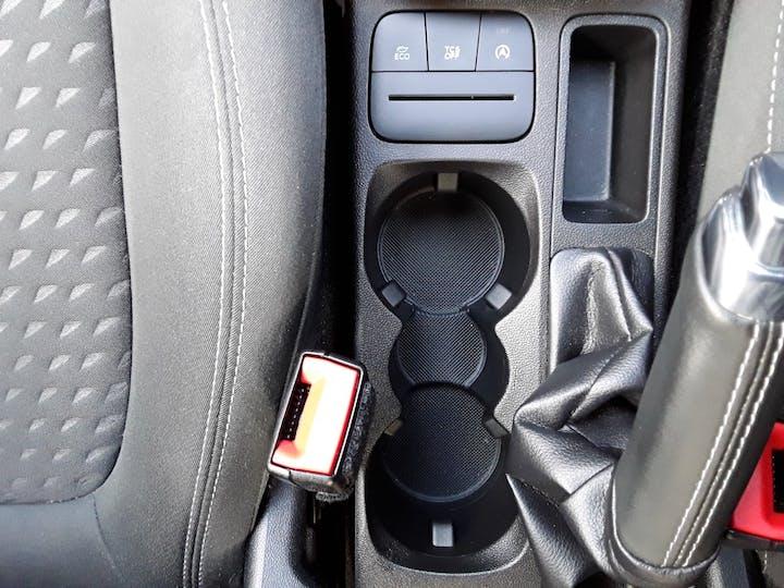 Ford Fiesta 1.0t Ecoboost Zetec Hatchback 3dr Petrol Manual (s/s) (100 Ps)   MJ67XRA   Photo 23