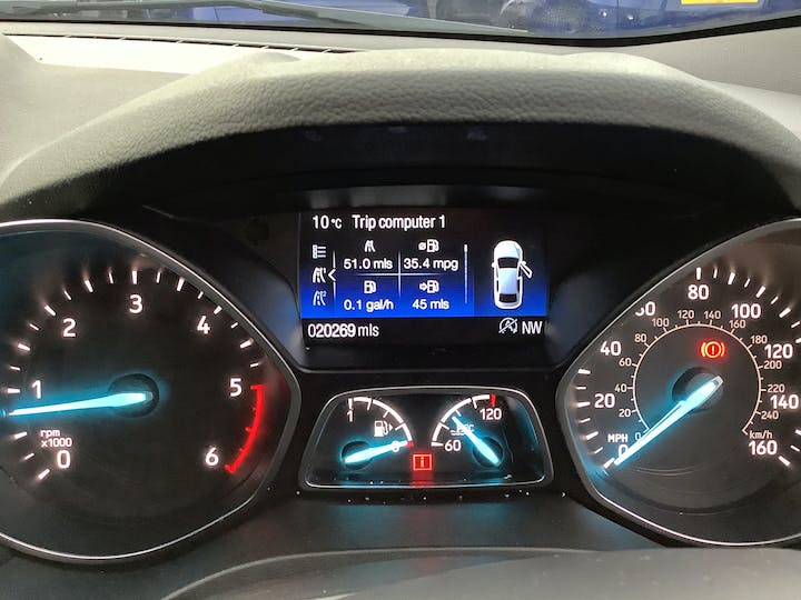 Ford Kuga 2.0 TDCi St Line X SUV 5dr Diesel Manual Awd (s/s) (180 Ps)   ML67KWG   Photo 23