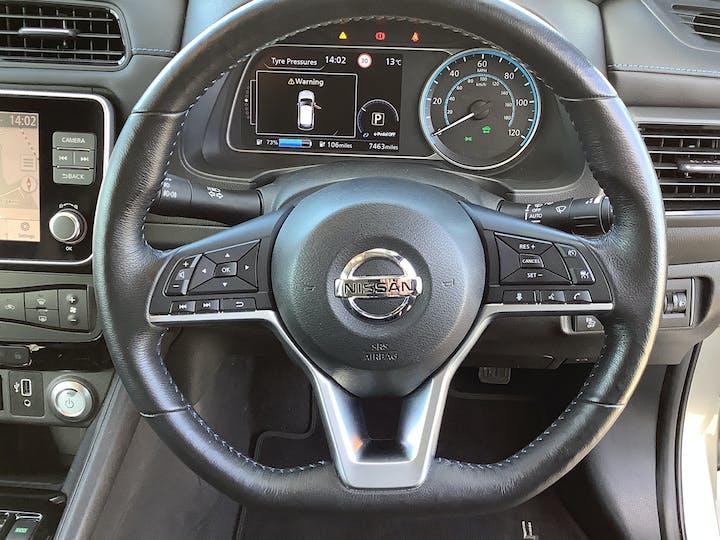 Nissan Leaf 40kwh N Connecta Hatchback 5dr Electric Auto (150 Ps) | VU69EOC | Photo 23