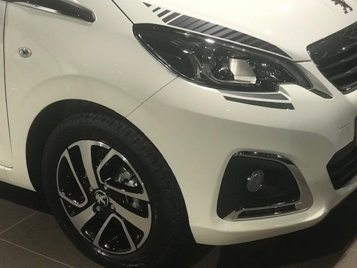 Peugeot 108 1.0 72PS Collection 5dr   74N003950   Photo 24