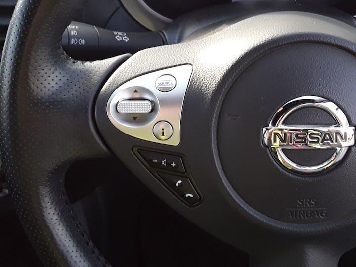 Nissan Juke 1.2 Dig T N Connecta SUV 5dr Petrol (s/s) (115 Ps)   FL67ZPZ   Photo 24