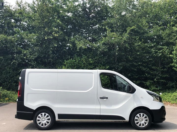 Renault Trafic 1.6 DCi Energy 29 Business Panel Van 5dr Diesel Manual SWB Standard Roof Eu6 (s/s) (125 Ps) | FV19MWX | Photo 24