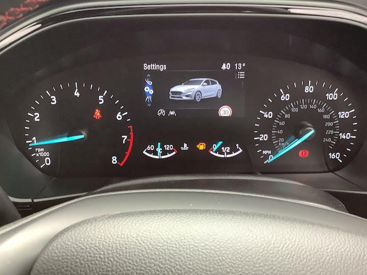 Ford Focus 1.0t Ecoboost St Line Hatchback 5dr Petrol Manual (s/s) (125 Ps) | MD19XDL | Photo 24