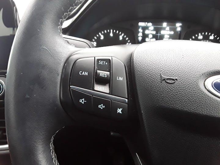 Ford Fiesta 1.0t Ecoboost Gpf Zetec Hatchback 3dr Petrol Manual (s/s) (100 Ps)   MF68OXA   Photo 24
