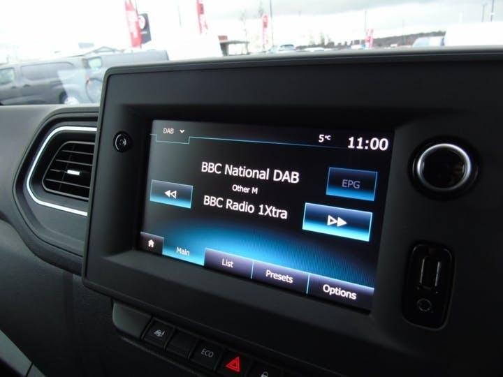 Vauxhall Movano 2.3 CDTi 3500 Biturbo Edition Panel Van 5dr Diesel Manual FWD L3 H2 Eu6 (135 Ps)   MT70YVA   Photo 24