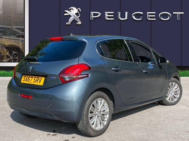 Peugeot 208 1.2 Puretech Allure Hatchback 5dr Petrol (82 Ps)   SA67SRV   Photo 24