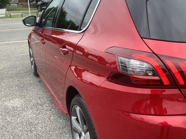 Peugeot 308 1.2 Puretech GT Hatchback 5dr Petrol Eat (s/s) (130 Ps) | YR21DYF | Photo 24